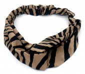 S-H1.4  H305-143A4 Headband Zebra Brown