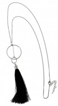 C-E2.4 Long Necklace with Tassel 70-77cm