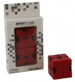 T-M2.2    Infinity Cube Red Black