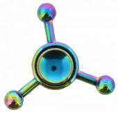 Q-L6.2   Aluminium Fidget Spinner Oil Heavy Quality