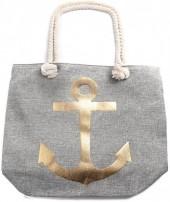 Y-C2.3 BAG530-001A Beach Bag Anchor Grey
