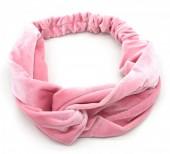 S-B5.4  Headband Velvet Pink