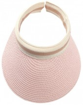 R-B7.2 HAT504-008C Sun Vizor Pink