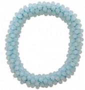 D-B2.7 Facet Glass Beads B007-004 Blue