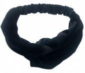 S-A5.2 H305-060A6 Velvet Headband Black