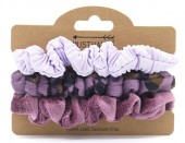 E-C22.3 H016-009 Elastics Set 3pcs Purple