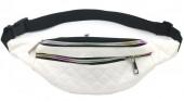 Y-C5.4 BAG524-005A Waist Bag White