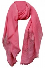 L-D2.2 Scarf with Studded Panter 180x90cm