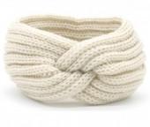 R-O6.1 H114-001 Knitted Headband Beige