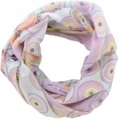 S-J1.2  Loop Scarf Fantasy Purple