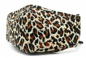 T-H7.1  FM057-041 Face Mask - Individually Packed with room for Filter - Leopard