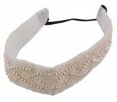 J-B4.1 Head Band Pearls