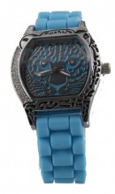 B-A20.6 Watch Panther with Rubber Band 40mm Blue