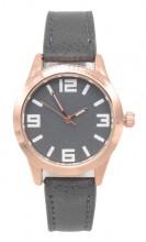 B-A16.2  B442-002 Quartz Watch with PU Strap 32mm Grey