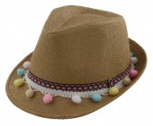 K-C5.3   Ibiza HAT020-003 Brown