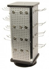 Y-F3.4 Counter Top Display 70x35cm Including Hooks