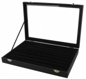 Y-F4.5 PK424-026 Display Box for Rings with Glass Top 35x24x5cm