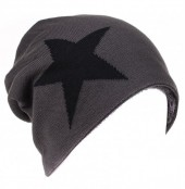 R-N4.2 Soft Hat with Star Grey